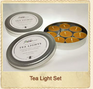 Gretchen Bee Ranch Tea Light Set