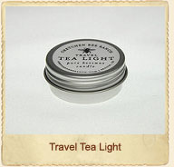 Gretchen Bee Ranch Travel Tea Light